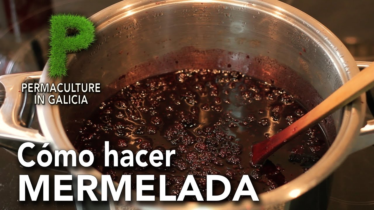 Como hacer mermelada. Conservación | Permacultura en Galicia