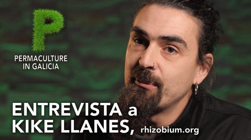 Entrevista a Kike Llanes de Rhizobium | 4K UHD | Permacultura en Galicia